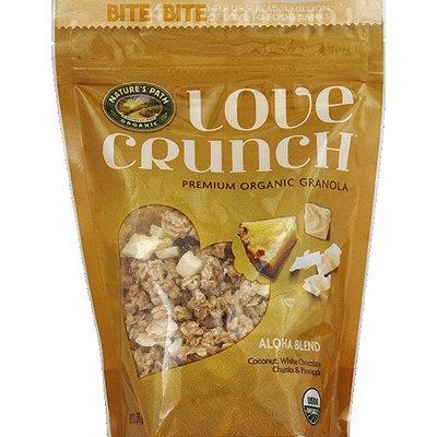 Nature's Path Organic Love Crunch Aloha Blend Granola, 11.5 oz, (Pack of 6)
