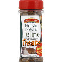 Bench & Field Holistic Natural Feline Treats, 3.0 oz, (Pack of 24)