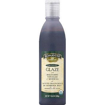 Bonavita Organic Glaze with Balsamic Vinegar of Modena, 10.6 oz, (Pack of 6)