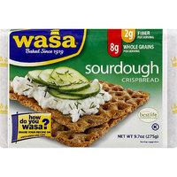 Wasa Sourdough Crispbread, 9.7 oz, (Pack of 12)