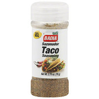 Badia Taco Seasoning, 2.75 oz, (Pack of 12)