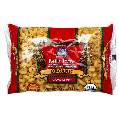 Bella Terra Organic Durum Wheat Cavatappi Macaroni Product, 12 oz, (Pack of 12)