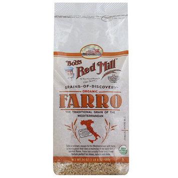 Bob's Red Mill Organic Farro, 24 oz, (Pack of 4)