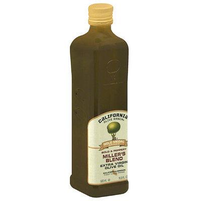 California Olive Ranch Miller's Blend Extra Virgin Olive Oil, 16.9 fl oz, (Pack of 6)