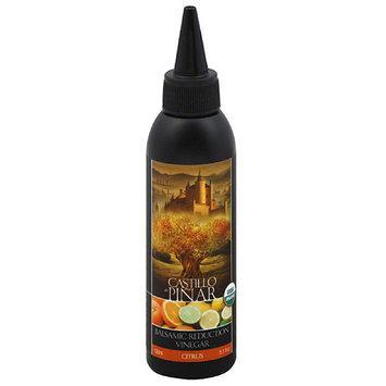 Castillo de Pinar Citrus Balsamic Reduction Vinegar, 5.1 fl oz, (Pack of 6)