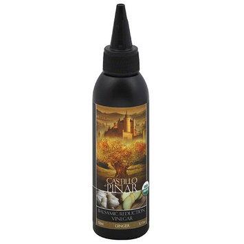 Castillo de Pinar Ginger Balsamic Reduction Vinegar, 5.1 fl oz, (Pack of 6)