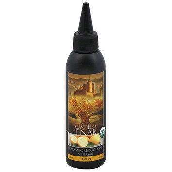 Castillo de Pinar Lemon Balsamic Reduction Vinegar, 5.1 fl oz, (Pack of 6)