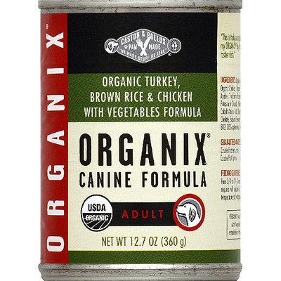 Castor & Pollux Castor & Polluz Natural Petworks Organix Organic Turkey & Vegetable Formula Adult Dog Food, 12.7 oz