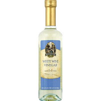 Bonavita White Wine Vinegar, 16.9 fl oz, (Pack of 6)