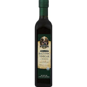 Bonavita Organic Balsamic Vinegar of Modena, 16.9 fl oz, (Pack of 6)