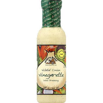 Virginia Brand Vidalia Onion Vinegarette Salad Dressing, 12 fl oz, (Pack of 6)