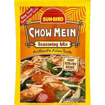 Sunbird Sun-Bird Chow Mein Seasoning Mix, 1 oz, (Pack of 24)