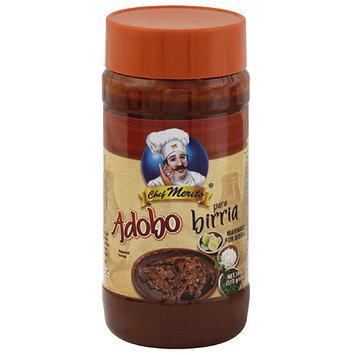 Chef Merito Adobo para Birria Marinade, 18 oz, (Pack of 6)