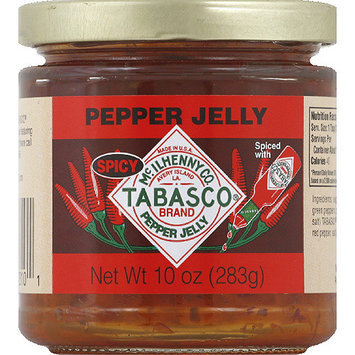 TABASCO Spicy Pepper Jelly, 10 oz, (Pack of 12)