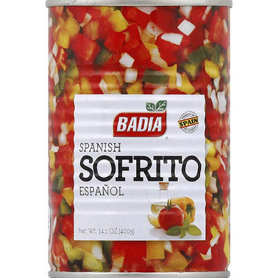 Badia Spanish Sofrito, 14.1 oz, (Pack of 12)