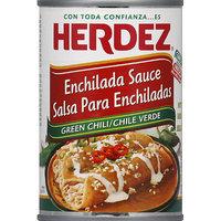HERDEZ Mild Green Chili Enchilada Sauce, 10 oz, (Pack of 12)