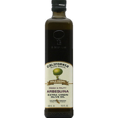 California Olive Ranch Arbequina Extra Virgin Olive Oil, 16.9 fl oz, (Pack of 6)