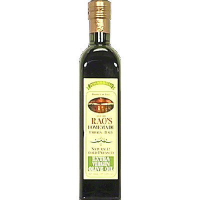 Rao's Rao' s Homemade Extra Virgin Olive Oil, 16.9 fl oz, (Pack of 12)