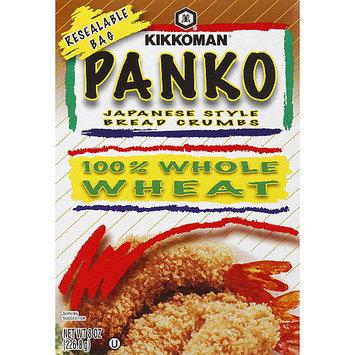 Kikkoman Panko Japanese Style Bread Crumbs, 8 oz, (Pack of 12
