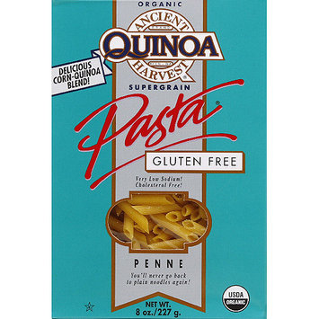 Ancient Harvest Quinoa Penne Gluten Free Pasta, 8 oz, (Pack of 12)