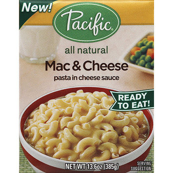 Pacific Foods Pacific Mac & Cheese Pasta in Cheese Sauce