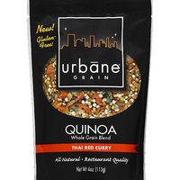 Urbane Grain Thai Red Curry Quinoa, 4 oz, (Pack of 6)