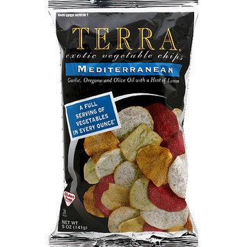 Terra Chips Terra Mediterranean Vegetable Chips, 5 oz, (Pack of 12)