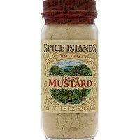Spice Islands Ground Mustard, 1.8 oz, (Pack of 3)
