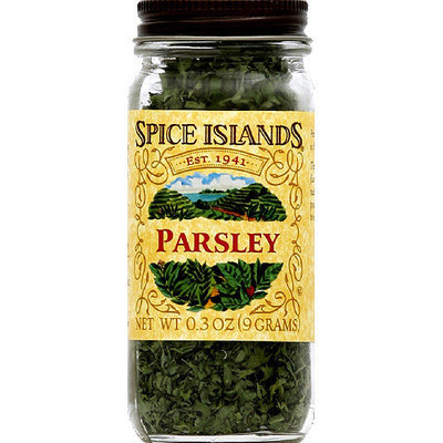 Spice Islands Parsley, 0.3 oz, (Pack of 3)