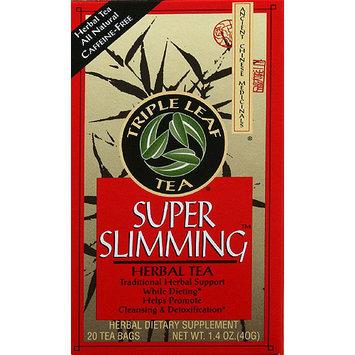 Triple Leaf Tea Super Slimming Herbal Tea, 1.4 oz, (Pack of 6)