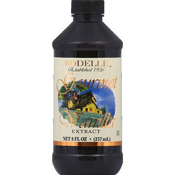 Rodelle Gourmet Vanilla Extract, 8 fl oz, (Pack of 12)