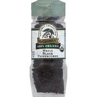 Coco Libre McCormick Gourmet Collection Whole Black Peppercorns, 1.87 oz, (Pack of 3)