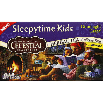 Celestial Seasonings® Sleepytime Kids® Goodnight Grape