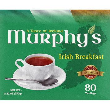 Murphys Murphy's Irish Breakfast Tea Bags, 8.82 oz, (Pack of 6)