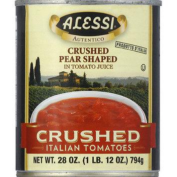 Alessi Crushed Italian Tomatoes, 28 oz, (Pack of 12)