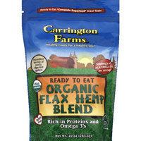 Carrington Farms Organic Flax Hemp Blend, 10 oz, (Pack of 6)