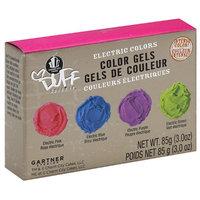 Duff Decorating Duff Goldman Electric Colors Color Gels, 3 oz, (Pack of 3)