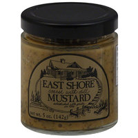 East Shore Coarse with Dill Mustard, 5 oz, (Pack of 12)