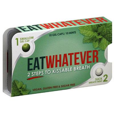 Eatwhatever Gel Caps & Breath Mints, 0.6 oz, (Pack of 9)