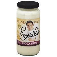 Emeril's Four Cheese Alfredo Sauce, 16 oz, (Pack of 6)