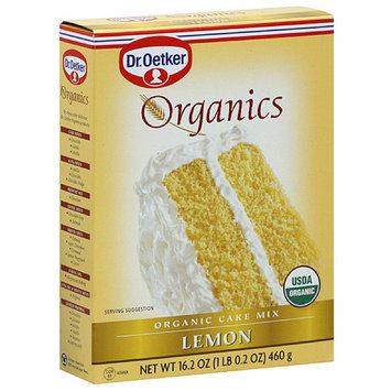 European Gourmet Bakery Dr. Oetker Organics Lemon Organic Cake Mix, 16.2 oz, (Pack of 12)