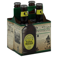Fentimans Traditional Tonic Water, 9.3 fl oz, 4 Pack, (Pack of 6)