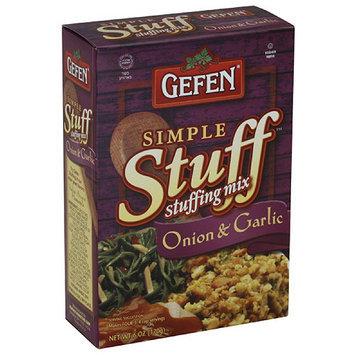 Gefen Simple Stuff Onion & Garlic Stuffing Mix, 6 oz, (Pack of 6)