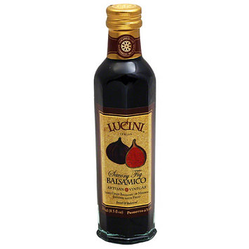 Lucini Savory Fig Balsamico Artisan Vinegar, 8.5 fl oz, (Pack of 6)