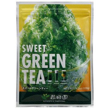 Maeda-en's Sweet Green Tea, 4.2 oz, (Pack of 20)