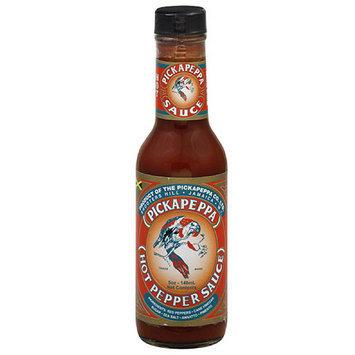 Pickapeppa Hot Pepper Sauce, 5 fl oz, (Pack of 12)