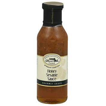 Robert Rothschild Farm Honey Sesame Gourmet Sauce, 15 oz, (Pack of 6)