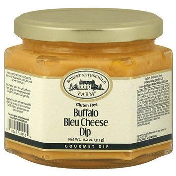Robert Rothschild Farm Buffalo Bleu Cheese Gourmet Dip, 11.2 oz, (Pack of 6)