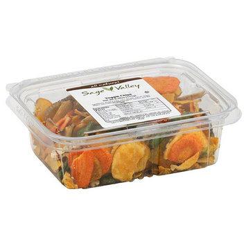 Sage Valley Veggie Chips, 6.25 oz, (Pack of 6)