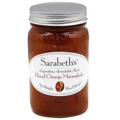 Sarabeth's Blood Orange Marmalade, 18 oz, (Pack of 6)